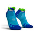 Compressport Pro Racing V3.0 Ultralight Run Low Socks Fluo Blue